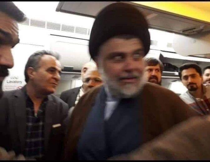 سید مقتدی صدر , کشور عراق , شهر نجف اشرف ,