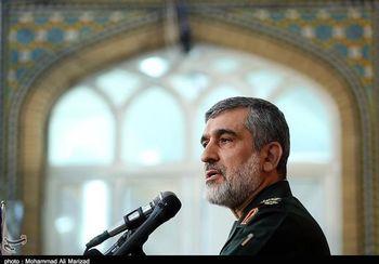 اظهارت سردار حاجیزاده درباره توان ایران در حوزه رادار