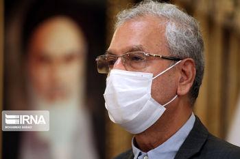 یادداشت سخنگوی دولت از تخت بیمارستان درباره کرونا