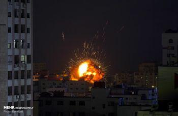انصارالله به اسرائیل حمله میکند