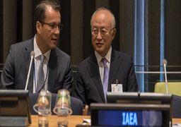 مدیر کل موقت آژانس بینالمللی انرژی اتمی تعیین شد