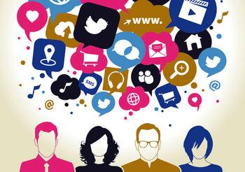 کمرنگ شدن جنبههای انسانی با گسترش شبکههای اجتماعی