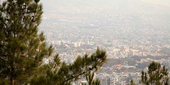 هشدار به گروههای حساس نسبت به آلودگی هوا در تهران