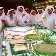 اشتیاق قطر برای رونمایی زود هنگام از ورزشگاههای جام جهانی
