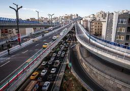 معادله چند مجهولی ترافیک تهران