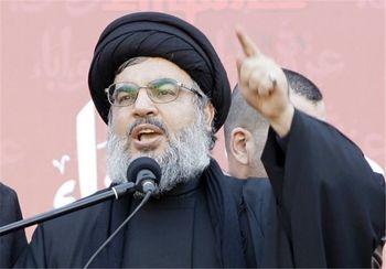 سیدحسن نصرالله : عربستان تهدیدی علیه امنیت منطقه است