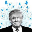 حمله حقوق دانان به ترامپ در دفاع از توئیتر