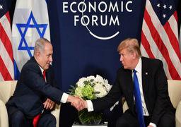 تلفنهای مشکوک ترامپ و نتانیاهو علیه ایران