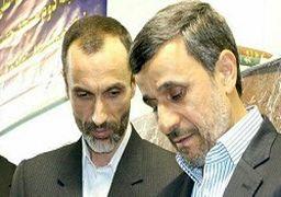 احمدی نژاد از رئیسی حمایت نکرد