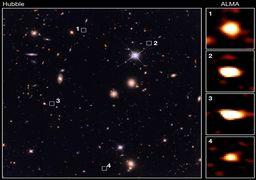 17 سیاره جدید کشف شد