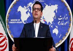 واکنش وزارت خارجه ایران نسبت به حمله امریکا به مواضع حشدالشعبی در عراق