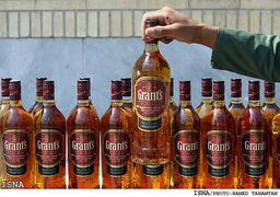 کشف کارگاه تولید مشروبات الکلی در رشت