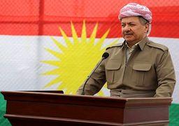 بارزانی پیش شرط های گفتگو با دولت مرکزی عراق را رد کرد