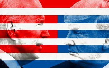 دلار از ترس بایدن و ترامپ ریزش کرد