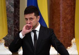 تماس تلفنی رئیس جمهور اوکراین با ایران در مورد سقوط هواپیما