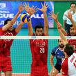 تلاش والیبالیست های ایران برای عبوراز صربستان