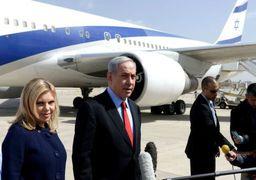 نتانیاهو عازم واشنگتن شد