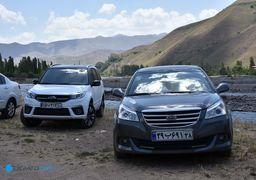 بدترین خودروهای چینی بازار ایران ! + معایب و تصاویر