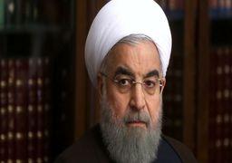 حسن روحانی: سپاه، عمل و آرمانش مبارزه با تروریسم است