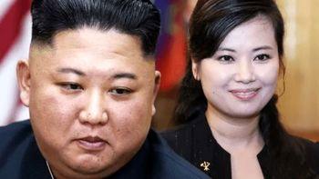 رقابت ۳ زن برای قرار گرفتن در کنار رهبر کره شمالی+ عکس