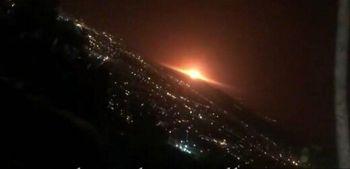 توضیحات کانال تلگرامی نزدیک به شورای عالی امنیت ملی درباره انفجار شرق تهران
