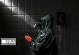 «آخرین ایستگاه کرونا»| تصاویر کفنودفن جانباختگان ویروس کووید-۱۹