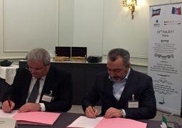 امضا یکی قرارداد قطعه سازی دیگر با فرانسوی ها