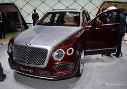 کاهش فروش خودروهای بنتلی در آسیا
