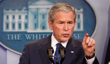 جرج بوش هم راضی به خروج ترامپ از برجام نبود؟
