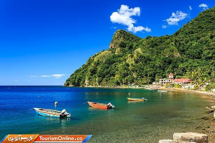 دومینیکا (معروف به جزیره طبیعت کارائیب)