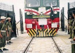 توقف حرکت قطارها از هند به سوی پاکستان