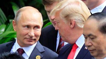 کمیته اطلاعات سنا: پوتین در انتخابات به ترامپ کمک کرده است