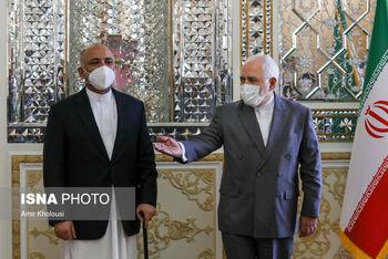 انتقاد ظریف از تخلیه پاسگاههای مرزی افغانستان