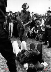 سال 1971 : قتل دو مرد به دست قادر صدیقی چریک هندی به اتهام همکاری با پاکستان