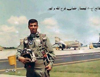 خلبان نابغه ایرانی چگونه بزرگترین عملیات هوایی جهان را رهبری کرد؟+تصاویر