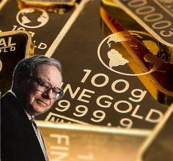 پنجمین ثروتمند جهان وارد بازار طلا شد