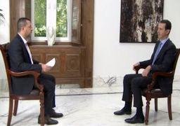 اسد: رابطه ایران و سوریه فروشی نیست