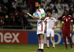 پایان جام جهانی برای روزبه چشمی