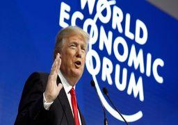 کنفرانس خبری ترامپ در داووس؛ انتقاد تند از «گرتا تونبرگ» و «اتحادیه اروپا»/ تعریفوتمجید از بوریس جانسون