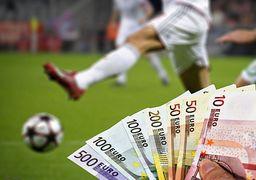 سرمایهگذاری ۶٫۳ میلیارد یورویی باشگاه های فوتبال در اسپانسرینگ
