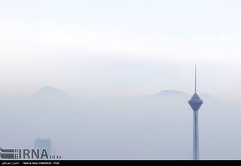 معمای آلودگی هوای پایتخت در روزهای خلوت
