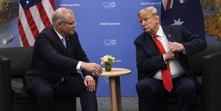 استرالیا درخواست کمک ترامپ از کانبرا درباره تحقیقات مولر را تایید کرد