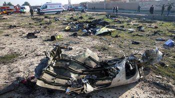 آخرین گزارش درباره هواپیمای اوکراینی