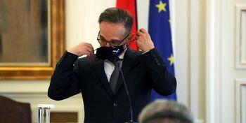 وزیر امور خارجه آلمان خودش را قرنطینه کرد