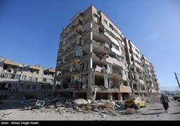 کنایه سنگین یک روزنامه به احمدی نژاد پس از ویران شدن مسکن مهر در زلزله  + عکس