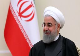 پیام تبریک روحانی به سران کشورهای اسلامی