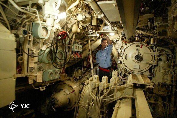 نیروی دریایی ارتش چشمان تیزبین و کمربند محافظ خلیج همیشه فارس + تصاویر