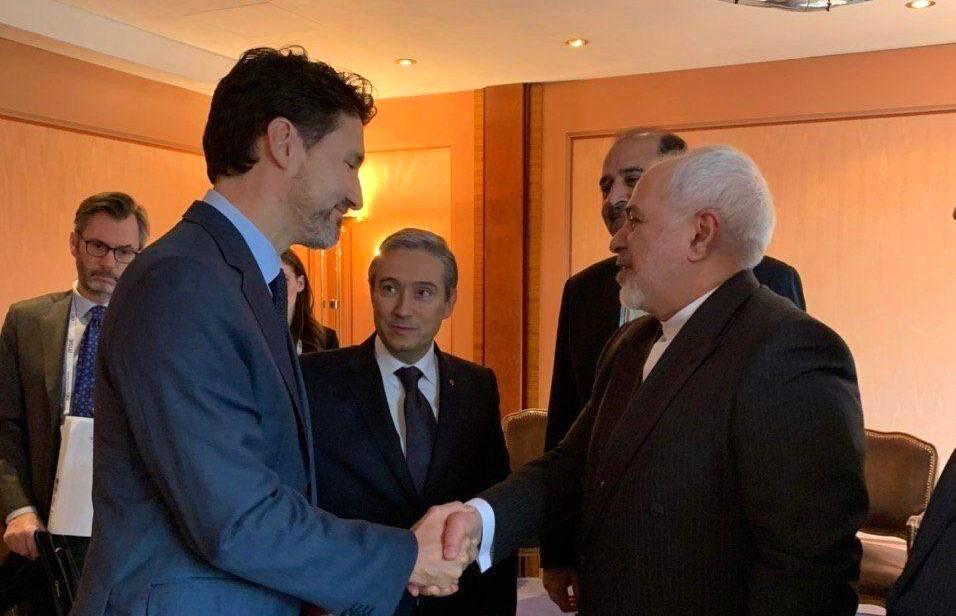 نخست وزیر کانادا با وزیر امور خارجه ایران گفت و گو کرد