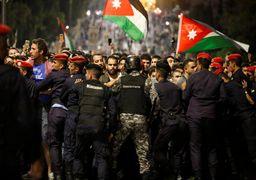 فوری: استعفای نخست وزیر اردن به درخواست پادشاه/ تشدید تظاهرات خیابانی