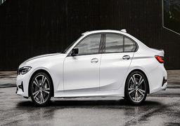 خودروی جدید سری 3 بی ام و + عکس